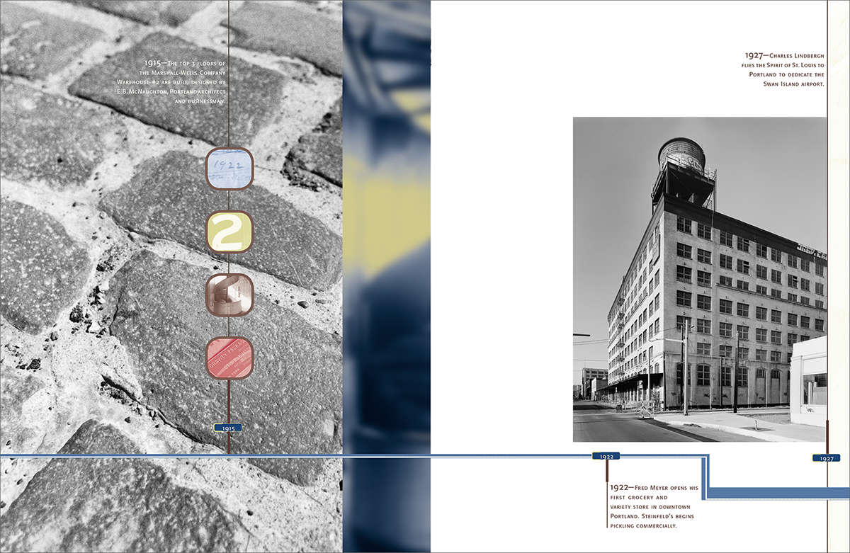 Logo, sale presentation, brochure design for MW lofts.